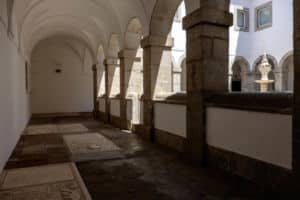 convento remedios evora claustro