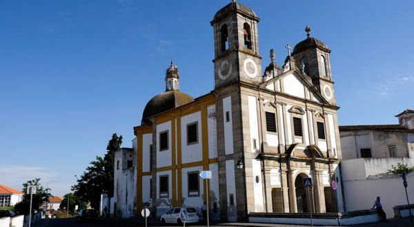igreja senhor jesus pobreza evora