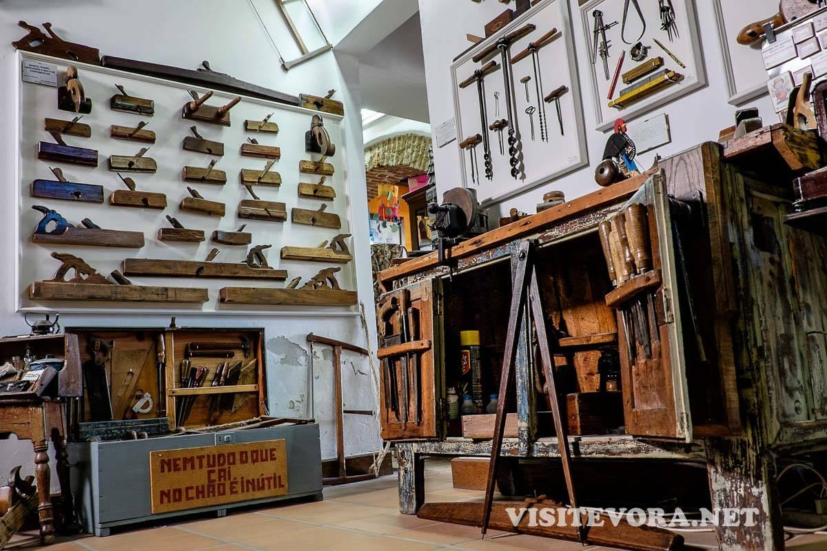 evora museu marceneiro