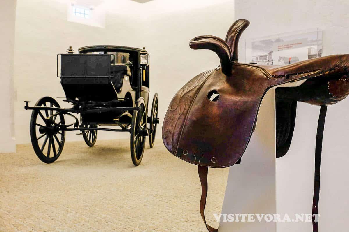 museu evora carruagens