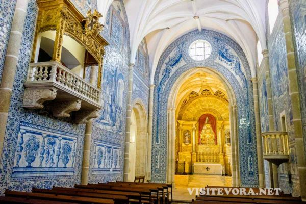 museu evora igreja loios