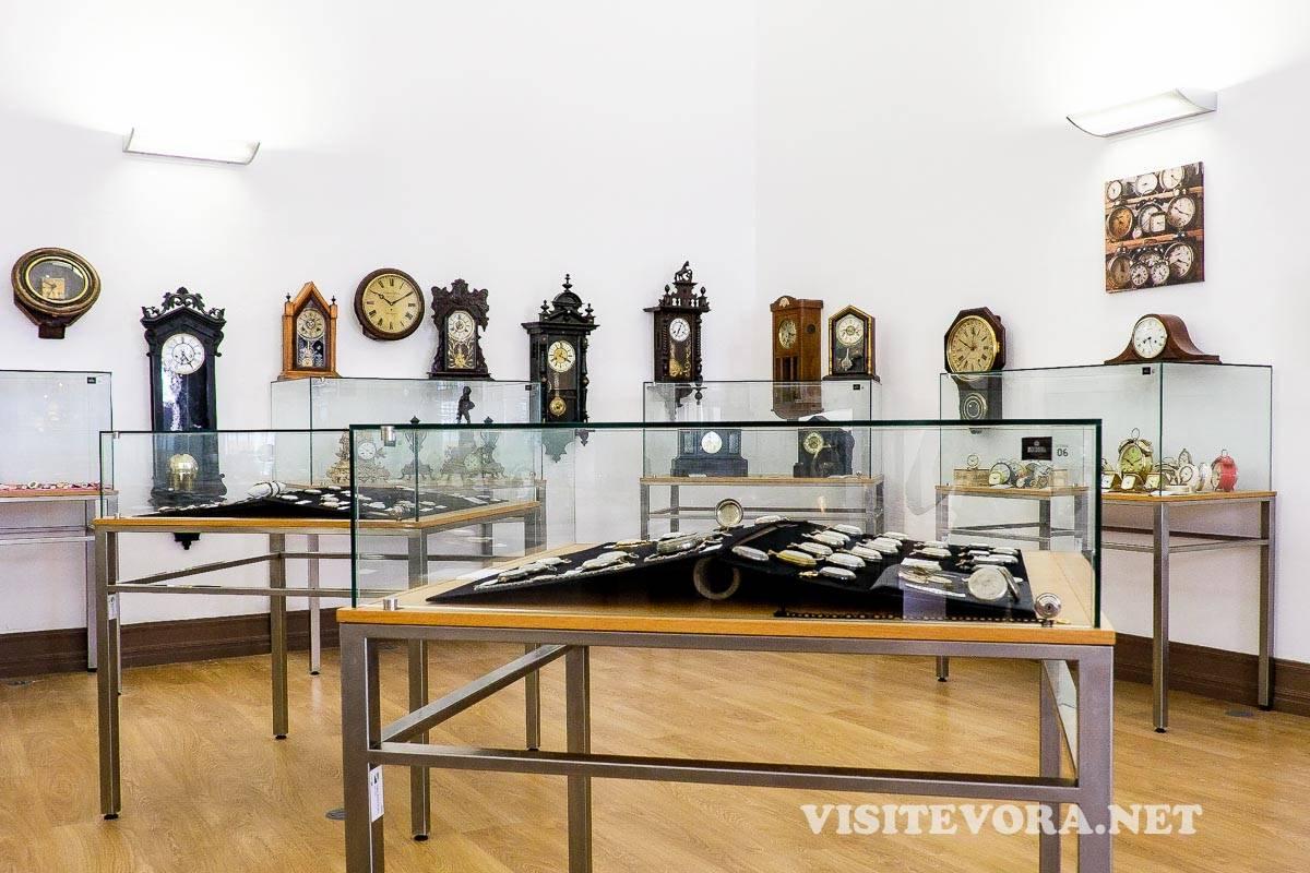 museu evora relogio