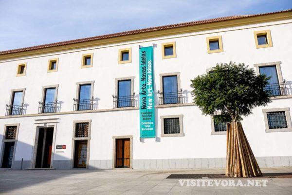 museus evora forum eugenio almeida