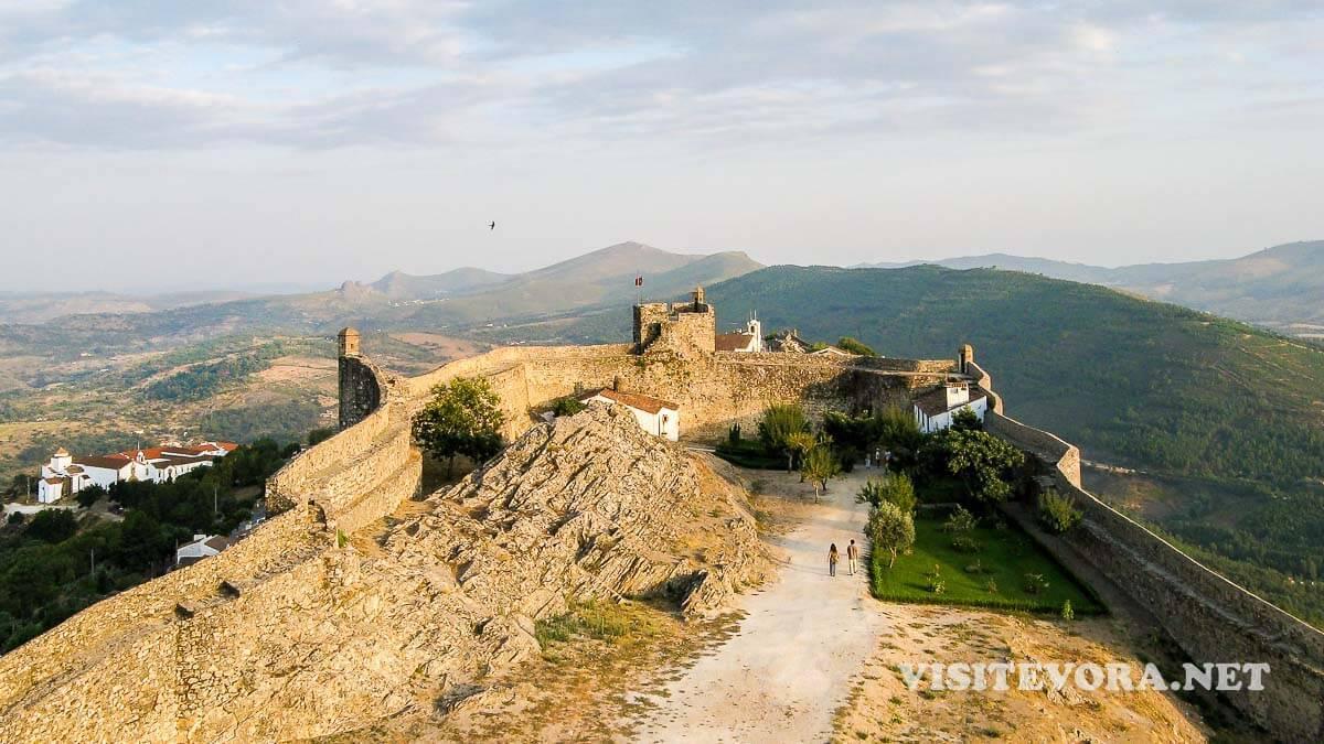 Visitar Marvão – castelo e paisagem em fusão