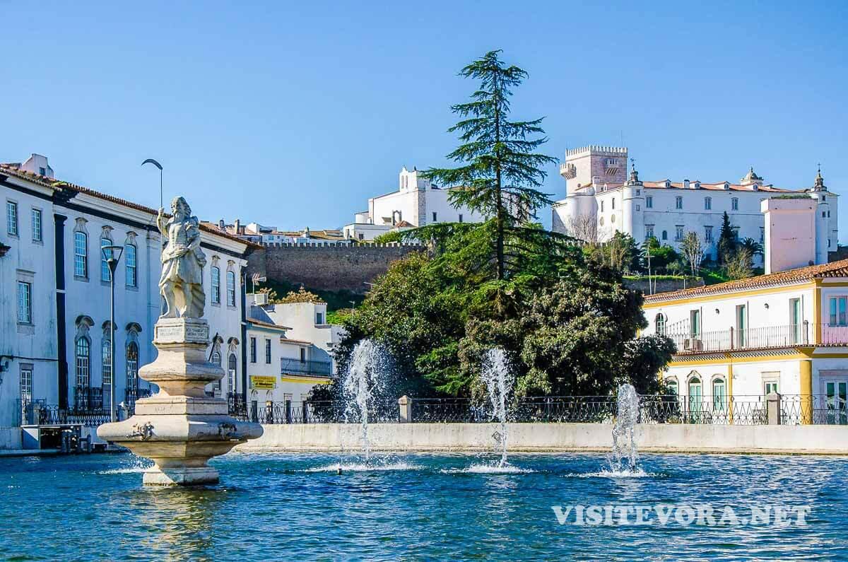 Memorias >> Estremoz - visitar a histórica cidade branca do Alentejo | VisitEvora