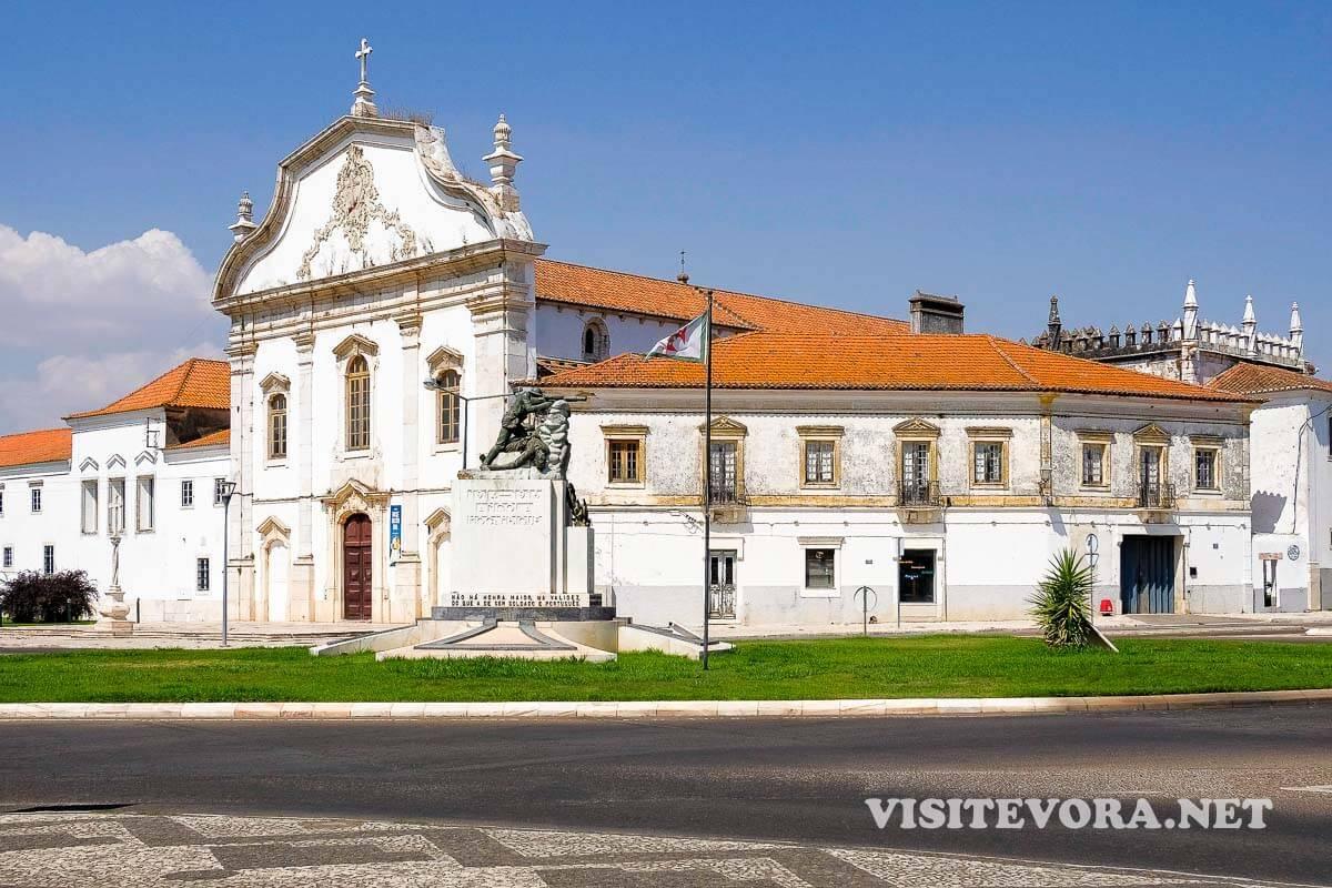 visitar estremoz igreja sao francisco
