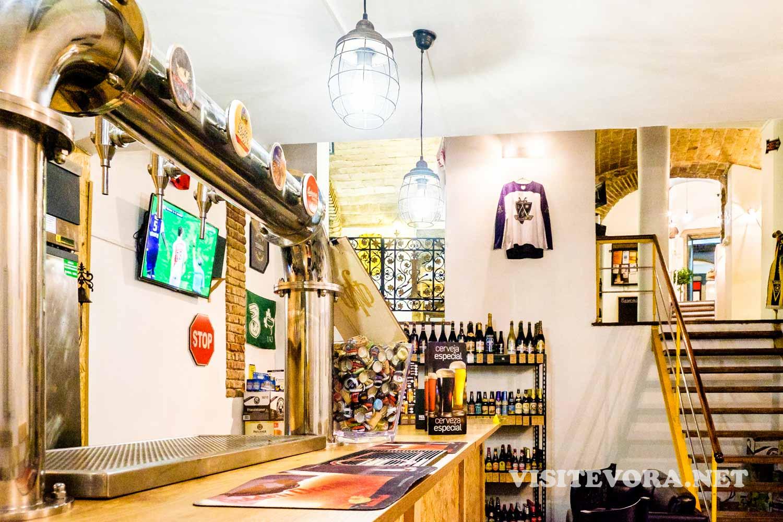 restaurante cervejeiro evora