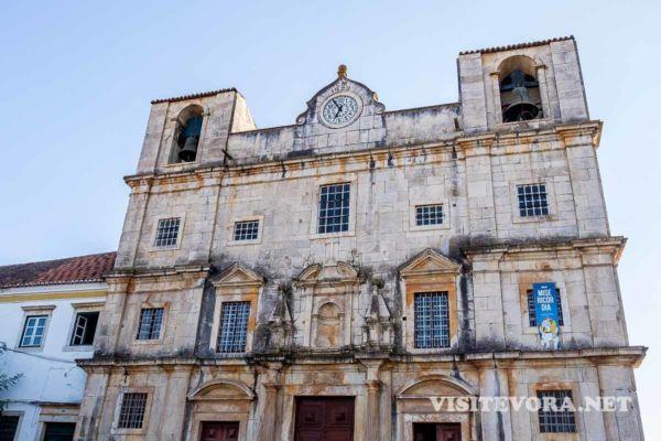 Igreja Sao Bartolomeu Vila Viçosa