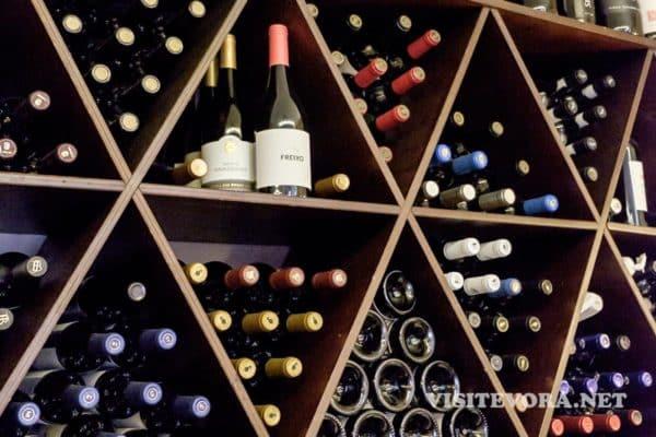 restaurante evora vinho alentejano