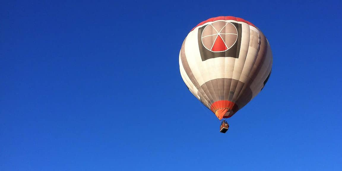 voar balao evora alentejo