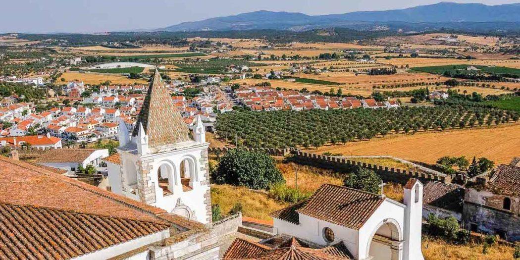 alentejo tour castelos tradicoes espanha