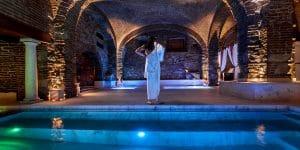 evora experiencas banhos romanos