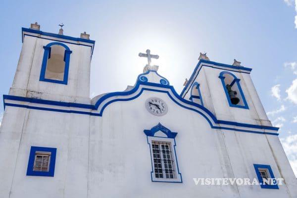 concelho odemira igreja sao martinho amoreiras